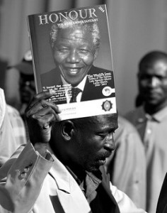 Apartheid freedom fighters protesting Zuma. https://flic.kr/p/n3CmdC