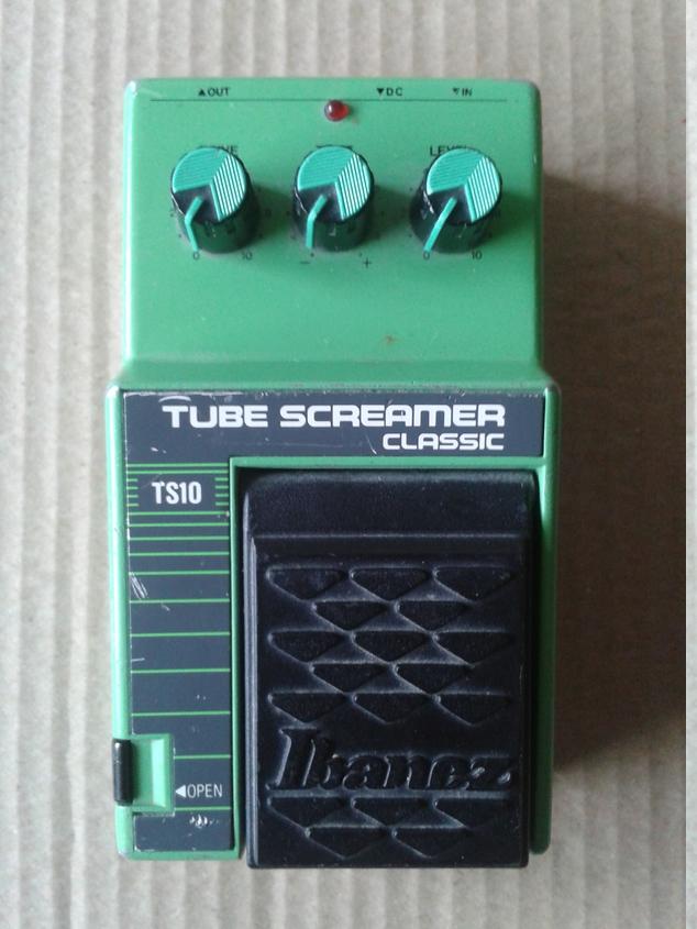 Ibanez Ts10 Tube Screamer Classic Killall 9 Humans