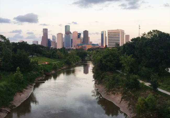 See Some City: Buffalo Bayou Park
