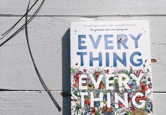 Miro Reads: Everything, Everything