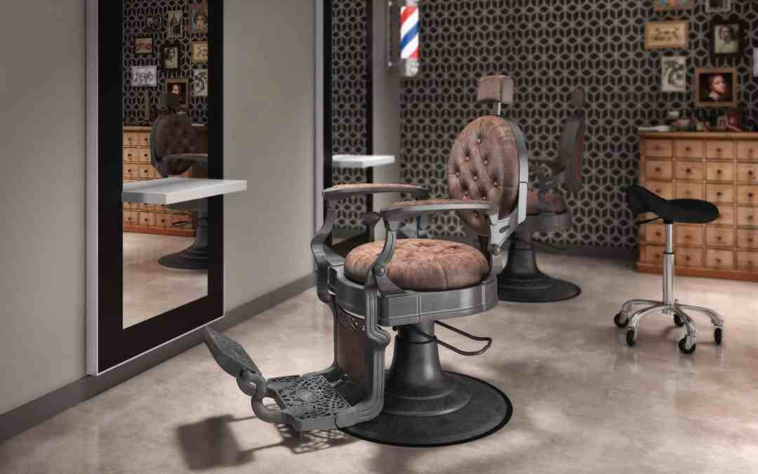 5 ideas para decorar una barbería de estilo vintage