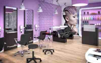 7 consejos para elegir mobiliario de peluquería