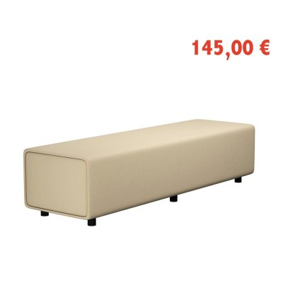 Sofá rectangular