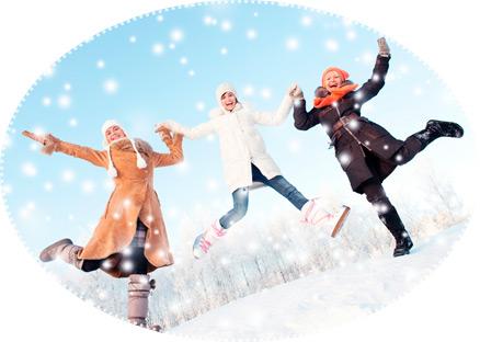 Nhảy vào năm mới - cuộc thi năm mới từ thế giới của positiva.ru
