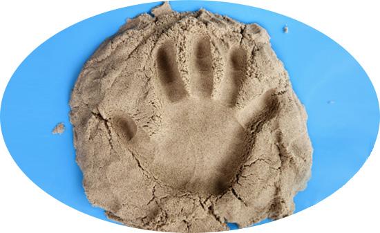 Χέρι στην άμμο