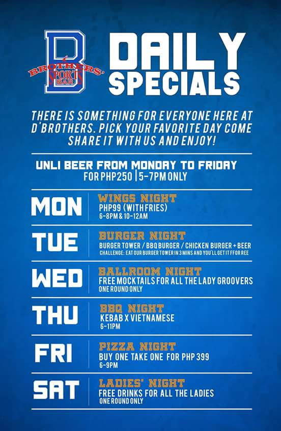 3 Reasons To Visit D Brothers Sports Bar Amp Grill Mirriam