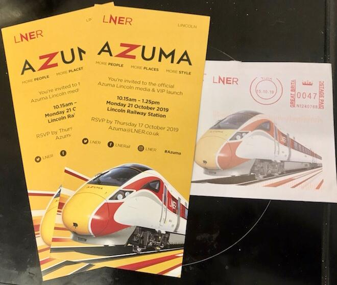 Azuma Launch