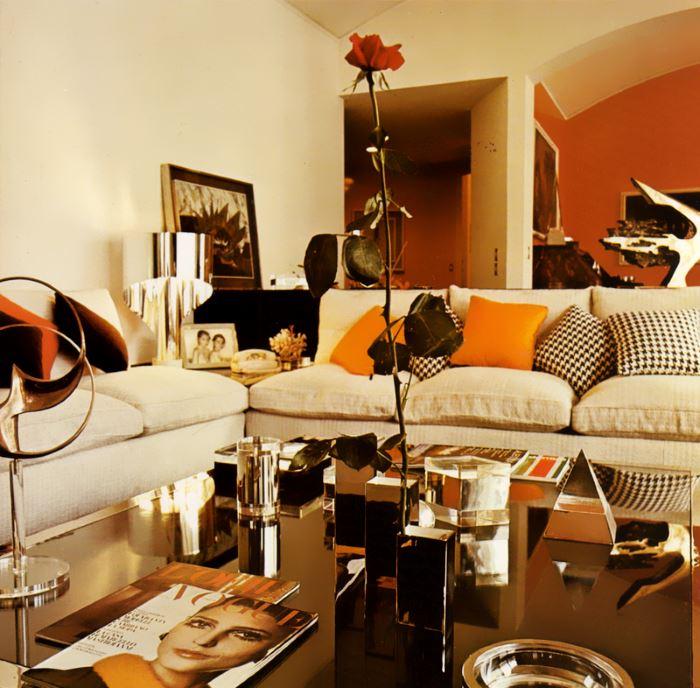 Colorful '70s And '80s Interior Design Possibilities Mirror80
