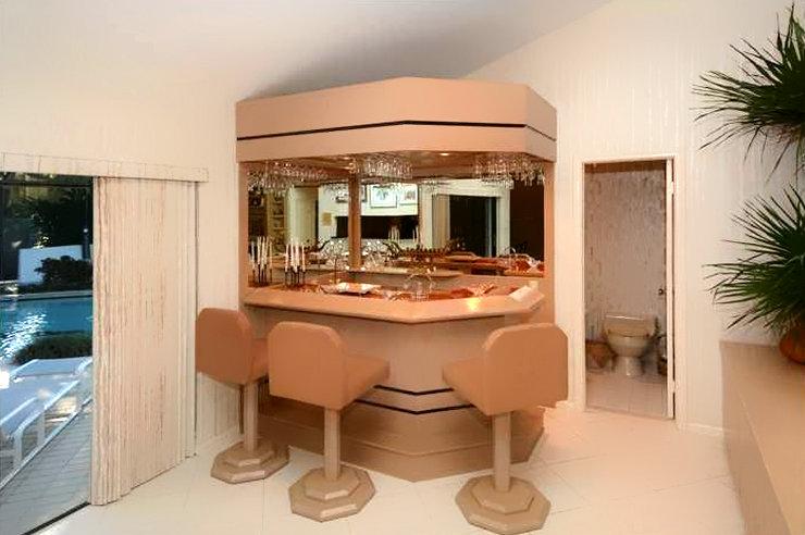 1980s Interior Design Trend Plants! Mirror80