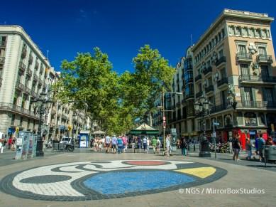 Beautiful Barcelona Click Image to view Album Visit www.Barcelonasights.com