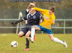 Gosport vs South Wilts