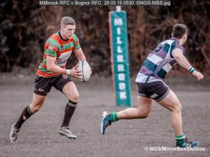 Millbrook RFC v Bognor RFC