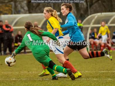 Winchester vs Portsmouth U16 Cup-1400