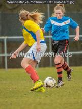 Winchester vs Portsmouth U16 Cup-1462