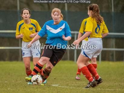 Winchester vs Portsmouth U16 Cup-1506