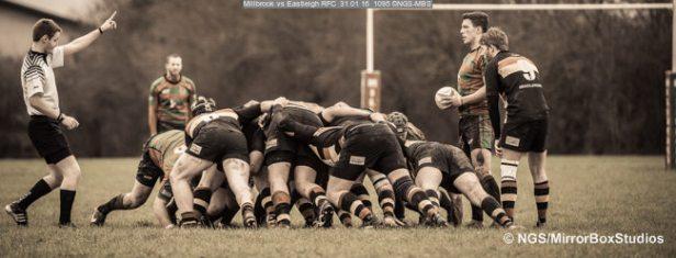 Millbrook vs Eastleigh RFC