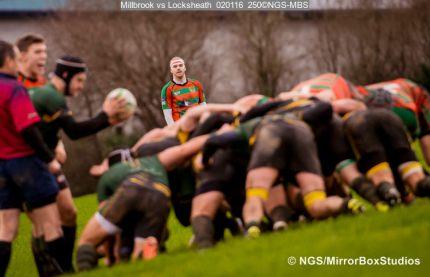 Millbrook vs Locksheath
