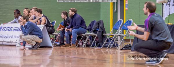 Solent Kestrels vs Loughborough