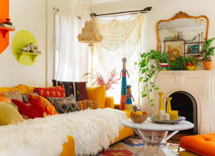 Boho Wall Decor – Decorating for Your Inner Hippie