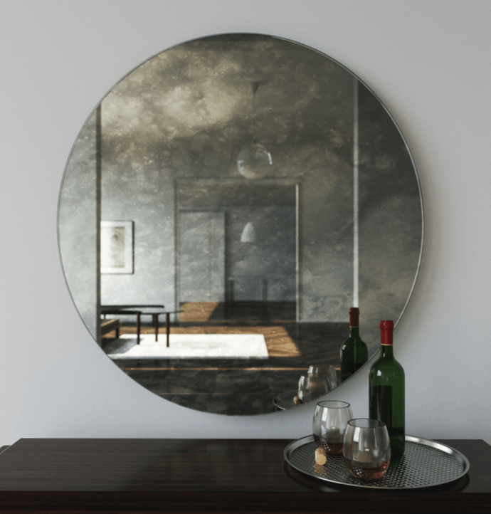 The Best Smoked Glass Mirrors [January 2020]