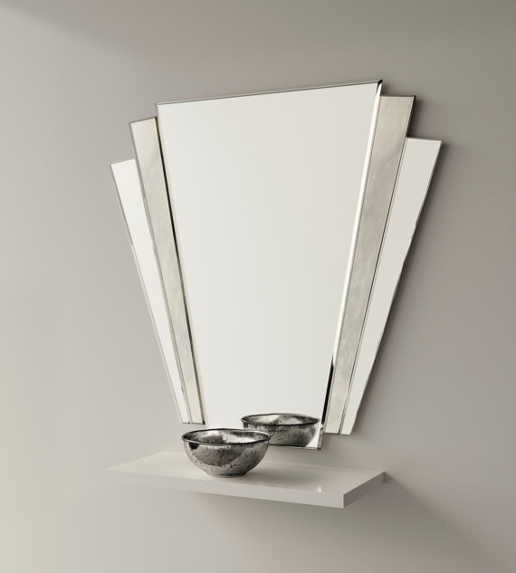Finding Art Deco Wall Mirrors [January 2020]
