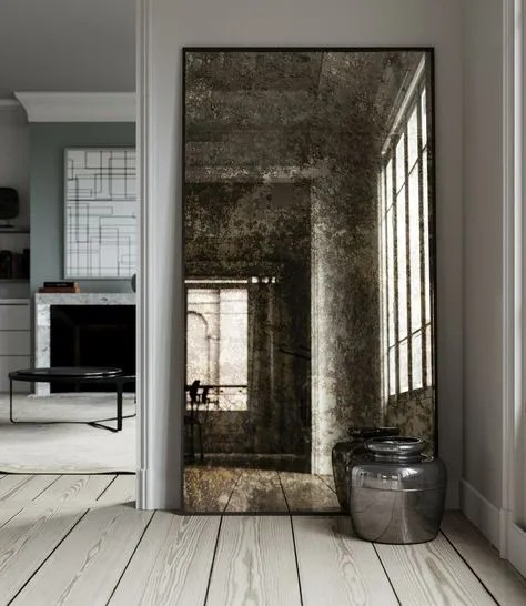 Find the Perfect Leaning Mirror