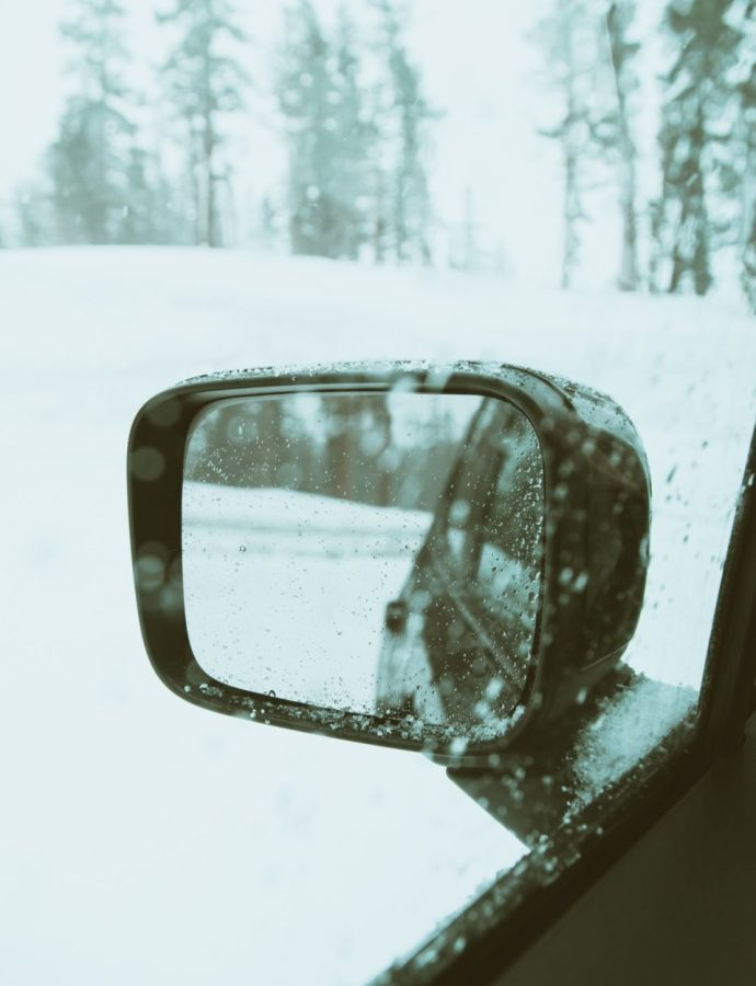 Best Rear View Mirror Glue