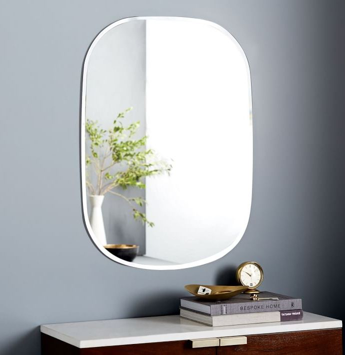 Putting Your Mirror Up With Mirror Adhesive