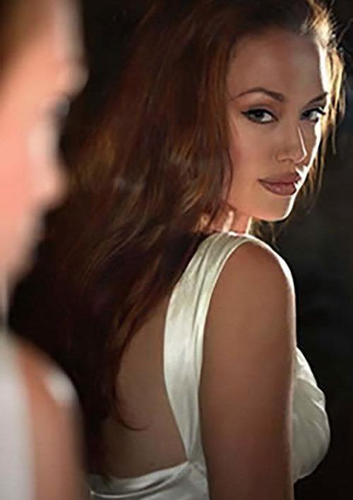 Angelina Jolie Look Alike  Mirror Images  Celebrity Double