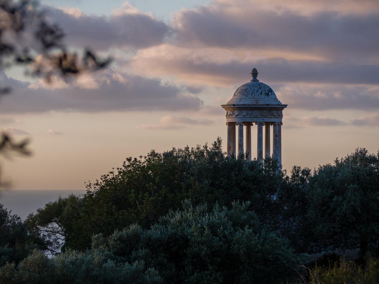 Die Kapelle von Son Marroig auf Mallorca