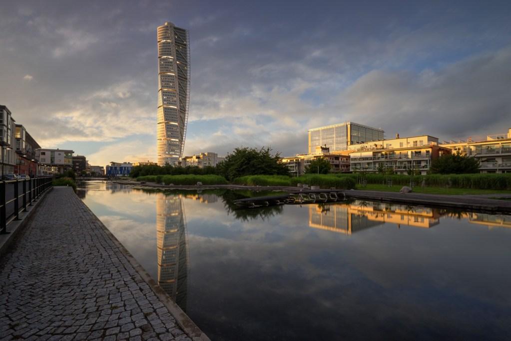 Twisted Torso in Malmö