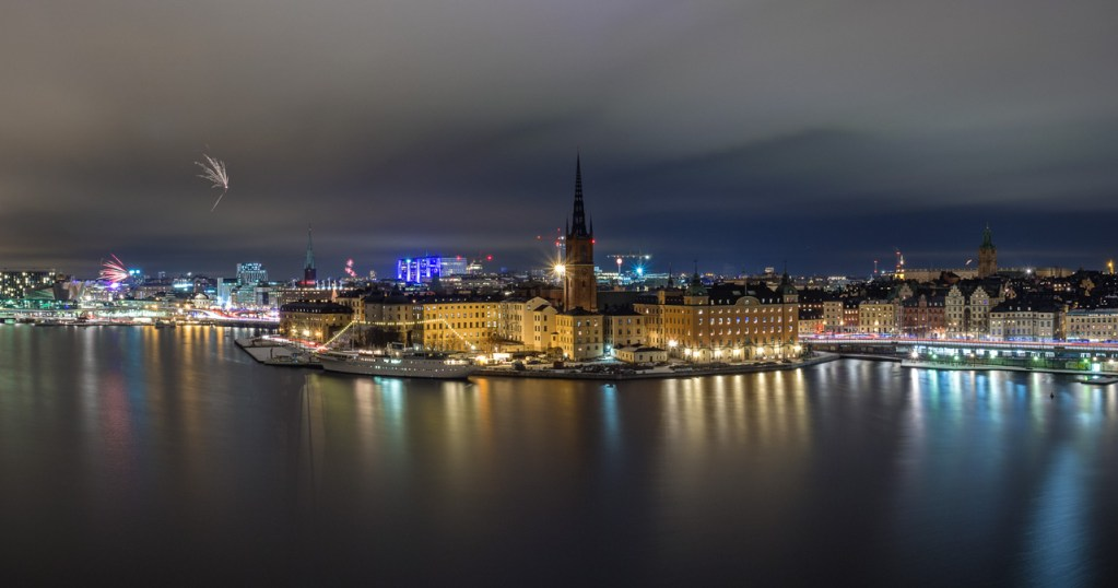 Skyline, Stockholm