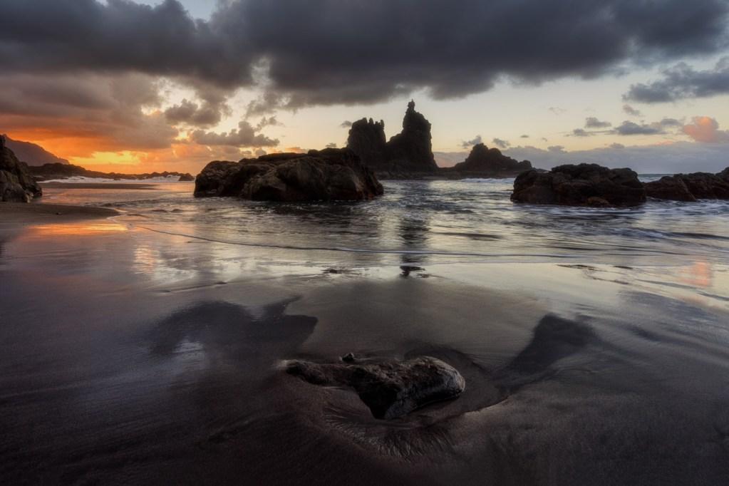 Benijo Beach auf Teneriffa