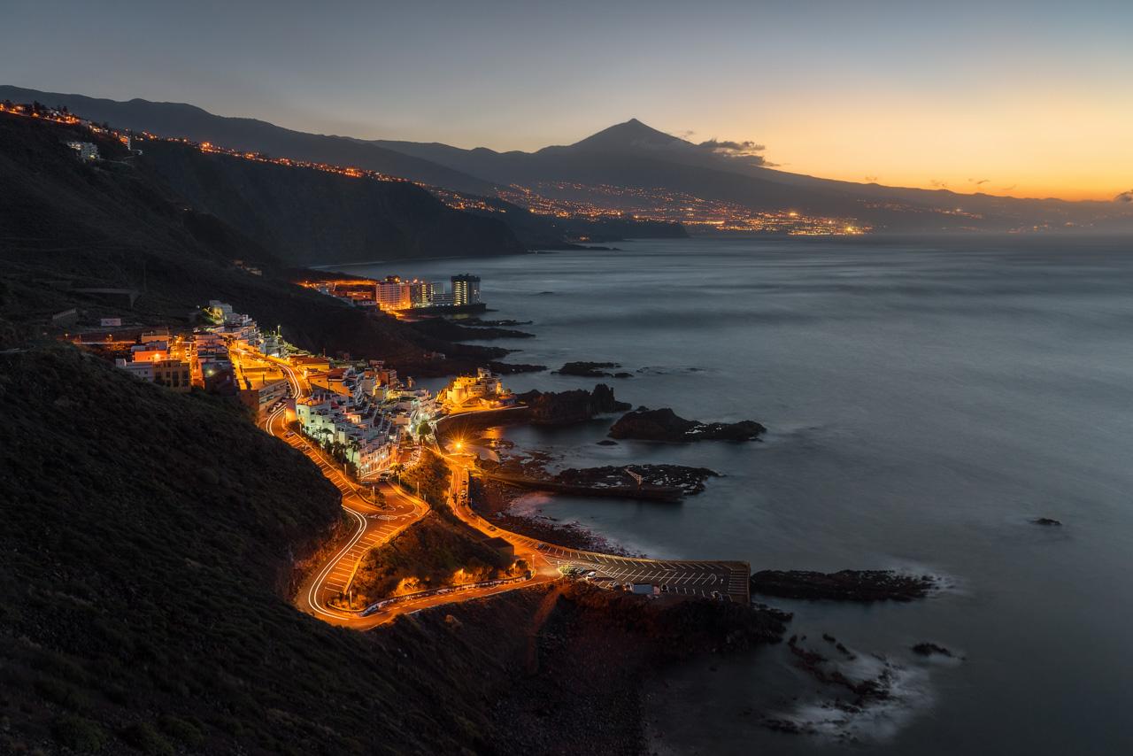 Foto von El Pris auf Teneriffa.