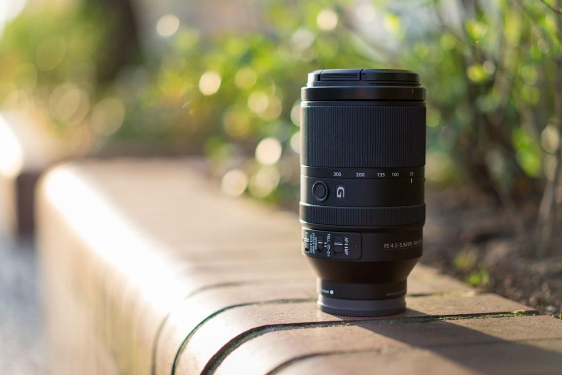 Sony Objektiv FE 70-300