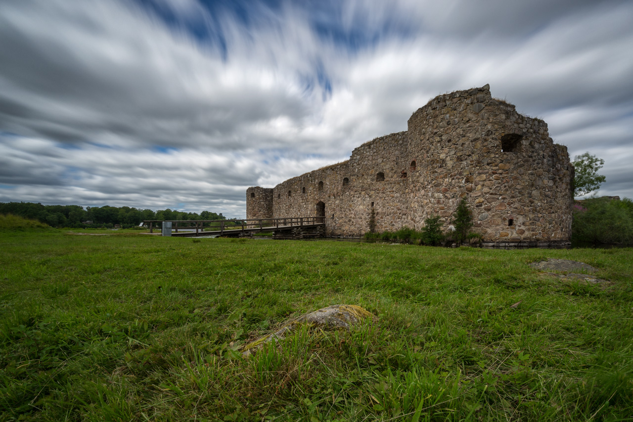 Die Kronoberg Schlossruine