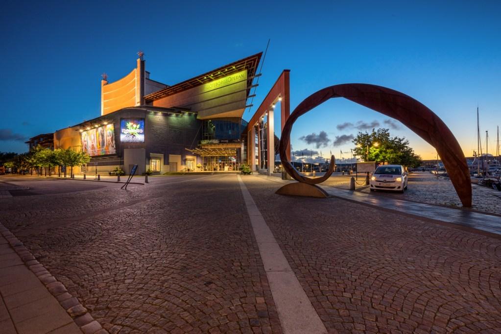 Göteborg Oper, Schweden