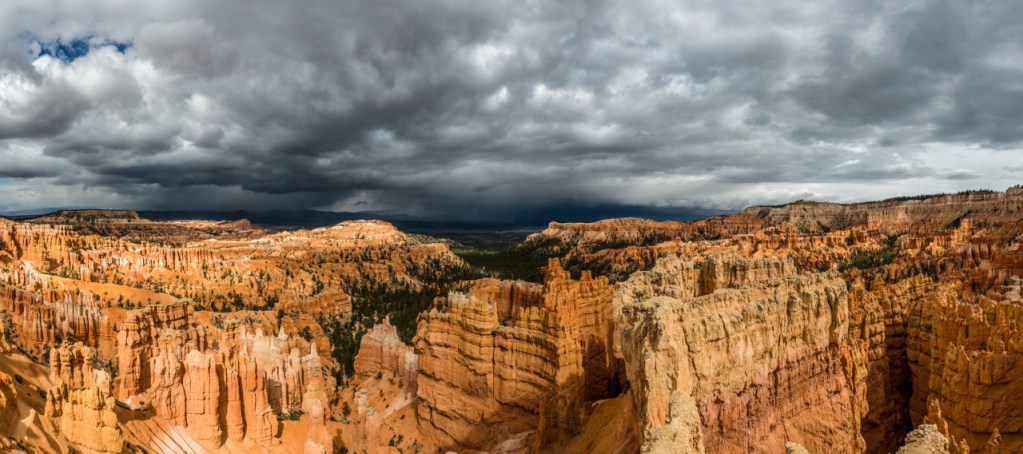 Blick in den Bryce Canyon, USA