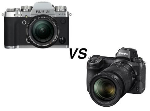 Nikon Z6 vs Sony A7III - Differences and Specs Comparison - Mirrorless Cameras