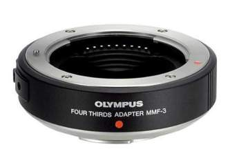 Olympus lens MFT adapter