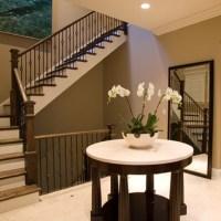 Custom Mirror For Entryway, Foyer Table, Entry Organizer ...