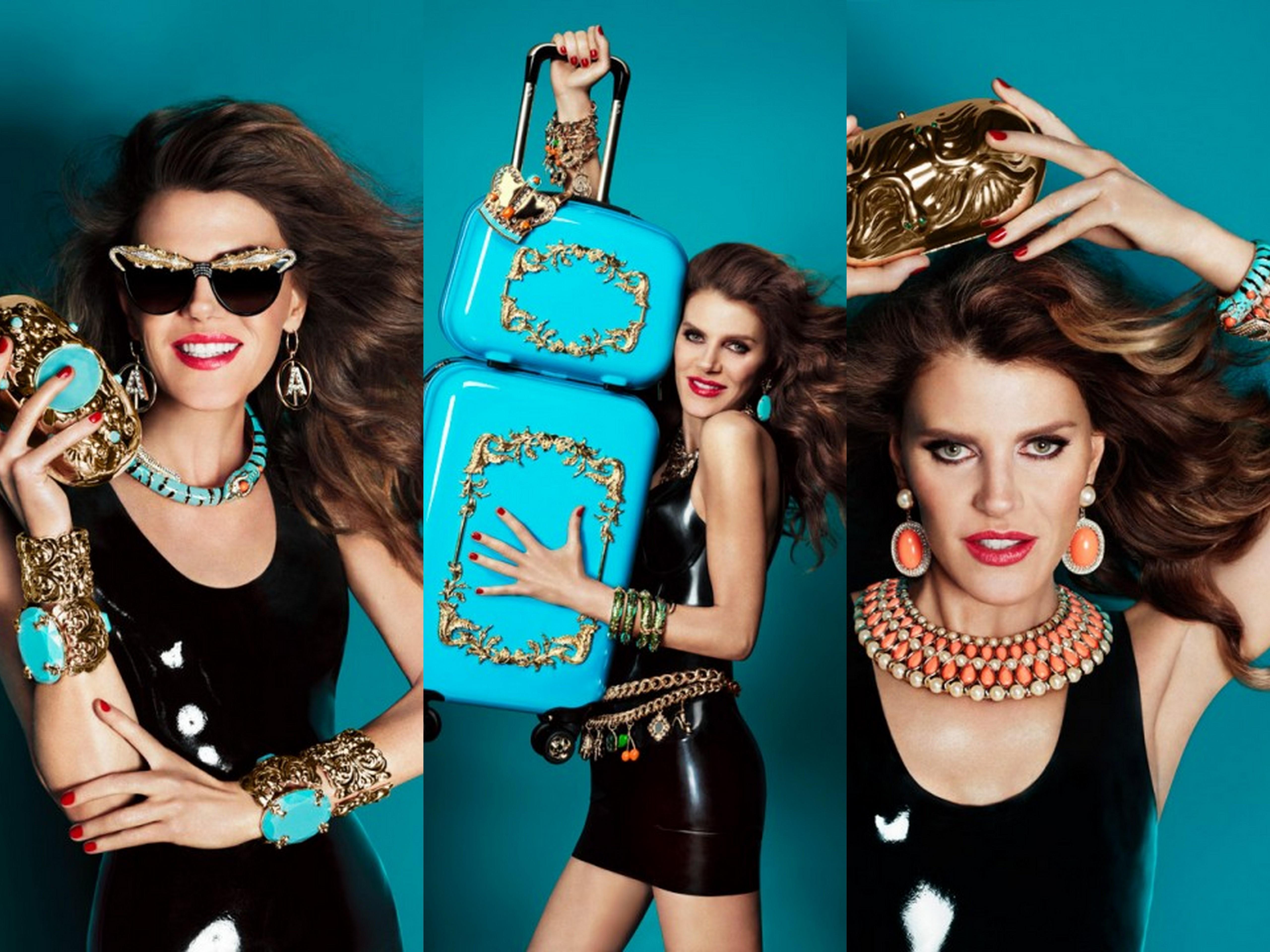Anna Dello Russo para H&M