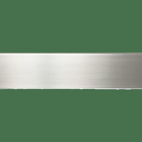 polished chrome frame moulding