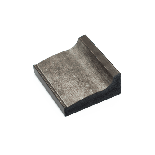 Concrete chip sample