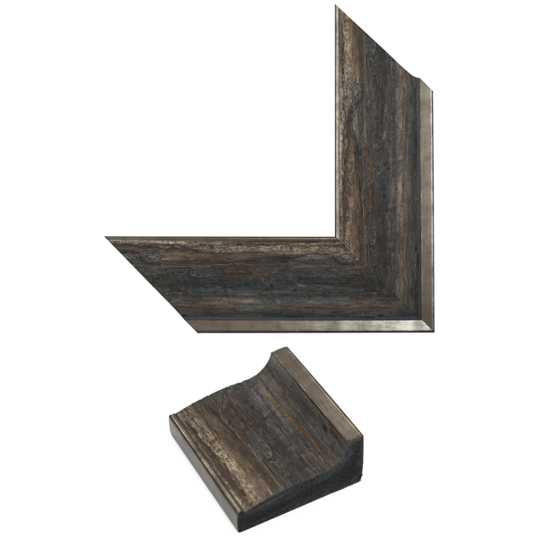 rustic harbor mirror frame samples