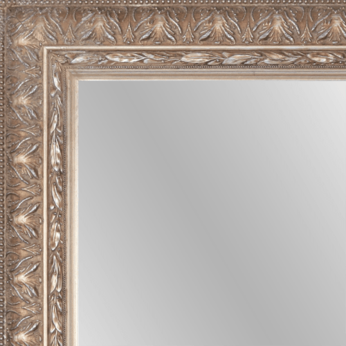1460 Champagne Framed Mirror