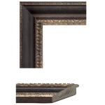 1600 Bronze Mirror Frame Sample