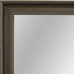 2446 Dark Pewter Framed Mirror