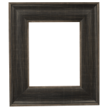 4028 Pewter Mirror Frame