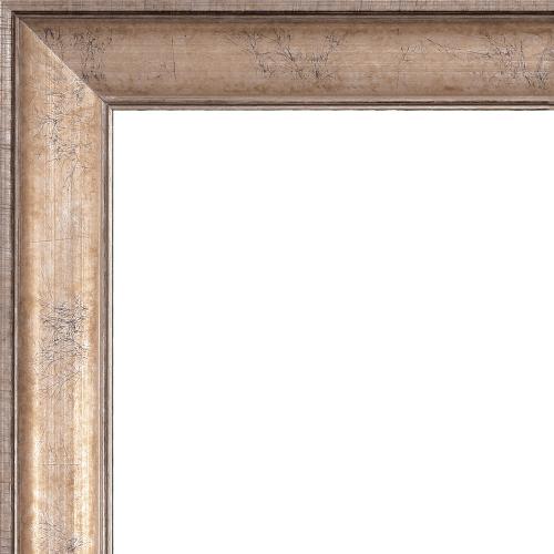 1568 Champagne Mirror Frame